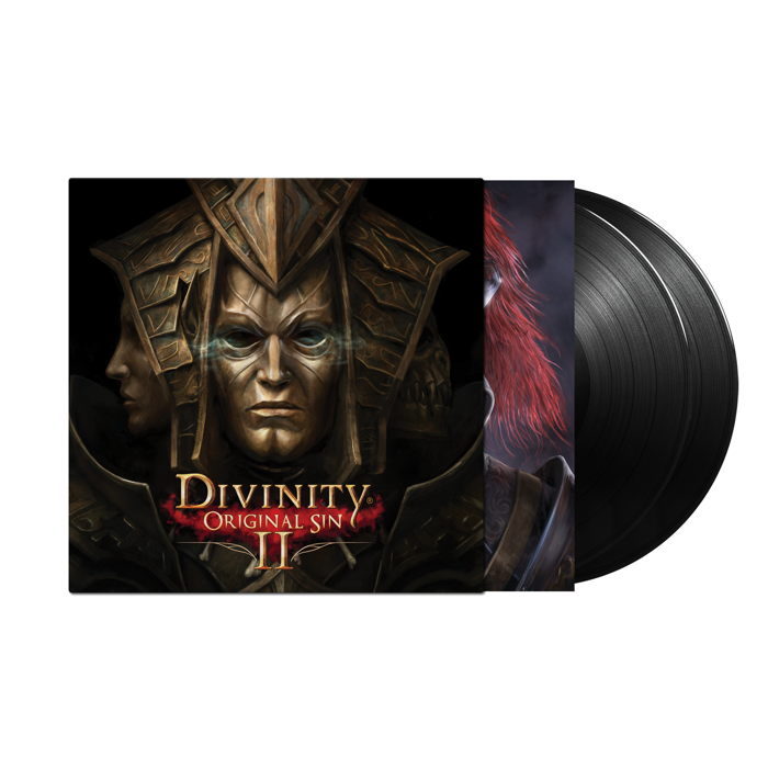 Preview: Divinity: Original Sin 2 vinyl soundtrack to release in cooperation with Black Screen Records. Available at PAX East and online.
