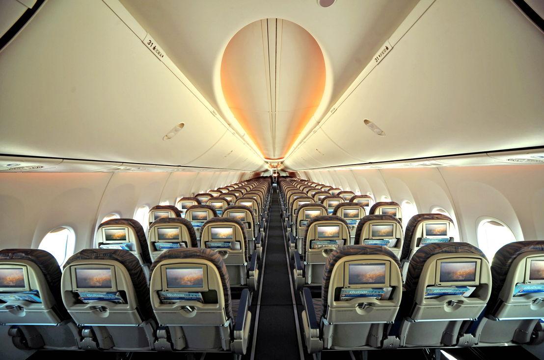 flydubai has a growing fleet of IFE aircraft