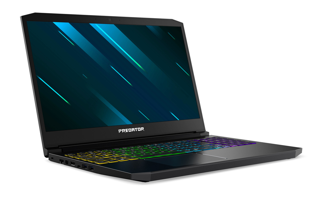 Acer Introduces Thin and Lightweight Predator Triton 300 Gaming Notebook and Immersive Predator Thronos Air Gaming Chair