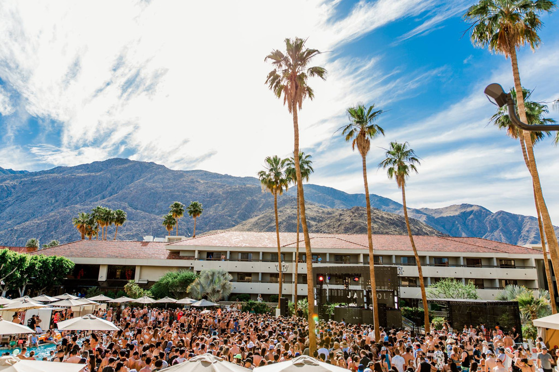 Day Club Announces Complete Lineup for Hilton Hotel Palm Springs April 12-14 & April 19-21
