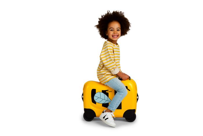 Samsonite Dream Rider – of hoe reizen met kinderen een waar plezier wordt!