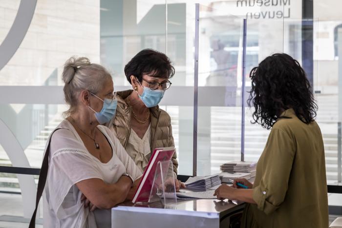 M Leuven ouvre ses portes à davantage de visiteurs
