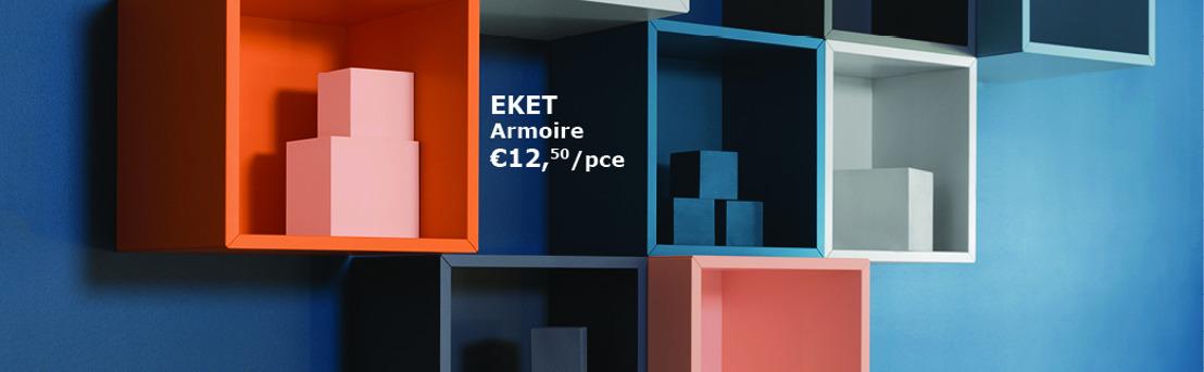 IKEA fait le plein de nouveautés pour le printemps