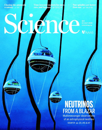 IceCube neutrinos point to long-sought cosmic ray accelerator