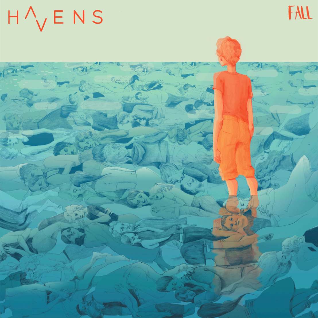 "INDIE ROCK ARTIST HAVENS KICKS OFF THE AUTUMN SEASON WITH HIS BRAND NEW SINGLE ""FALL"" RECORDED WITH AWARD-WINNING ARKELLS DRUMMER, TIM OXFORD"