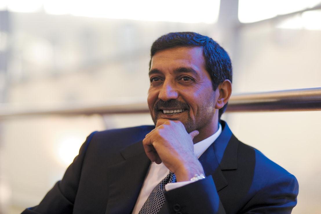 HH Sheikh Ahmed bin Saeed Al Maktoum -  Chairman & Chief Executive Emirates Airline & Group
