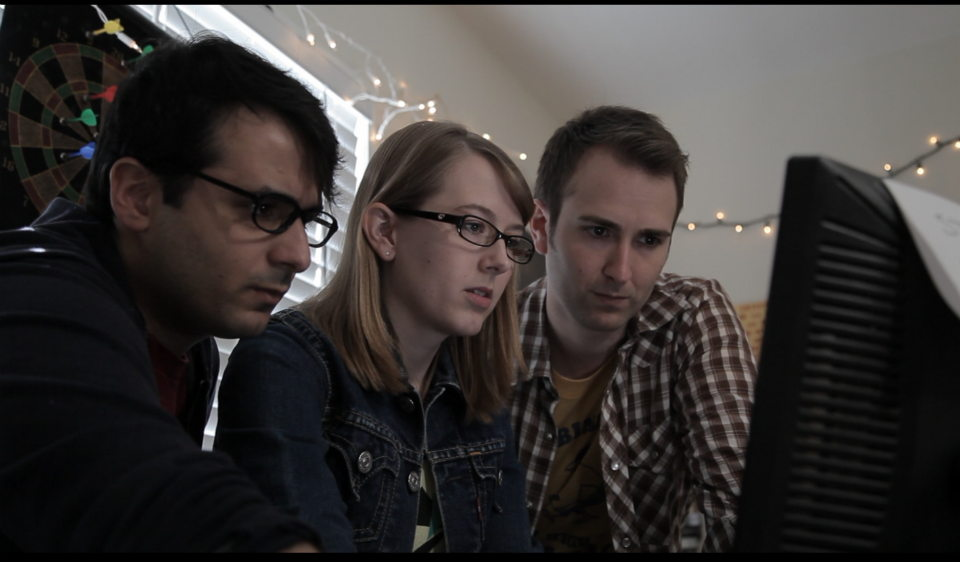 "From the pilot for ""Hacker Gamez"""