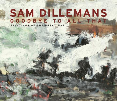 Met GOODBYE TO ALL THAT brengt kunstenaar Sam Dillemans een aangrijpende hulde aan de Groote Oorlog