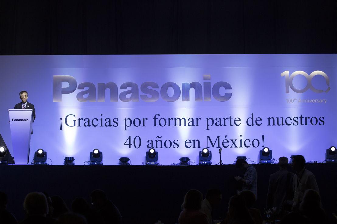 Yoshihiro Kanamaru, Panasonic de México