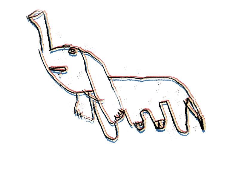 Benjamin Verdonck - Het houten ezeltje - 1>2/12 © Benjamin Verdonck