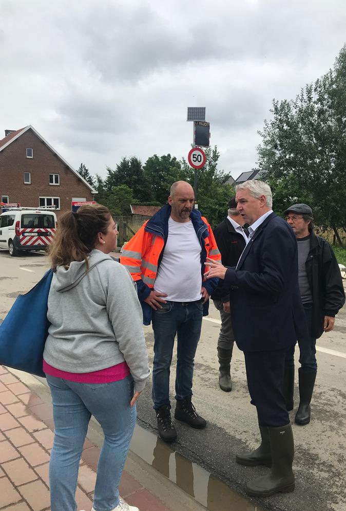 Vlaams-Brabant: einde noodsituatie in zicht