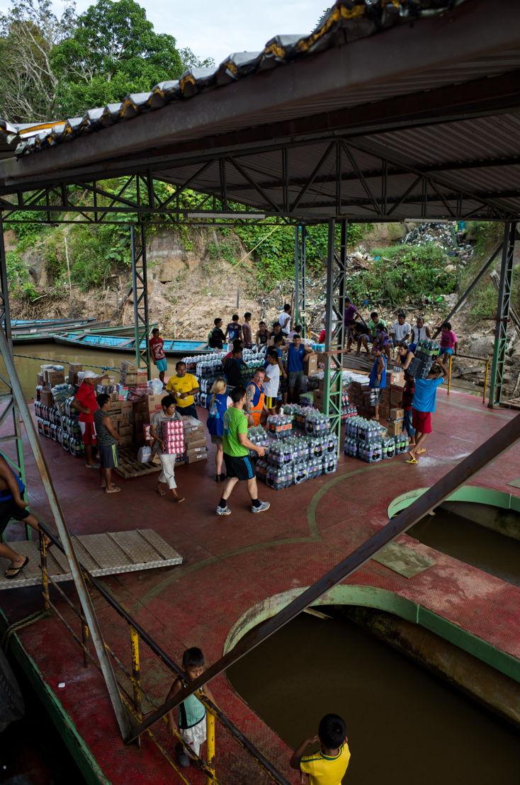 Dokwerkers in Brazilië<br/>(c) VRT