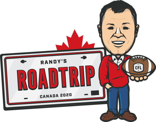 RANDY AMBROSIE HEADS OUT ON THIRD ANNUAL CROSS-COUNTRY TOUR