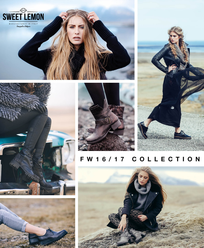 Preview: Sweet Lemon - FW16/17 collection
