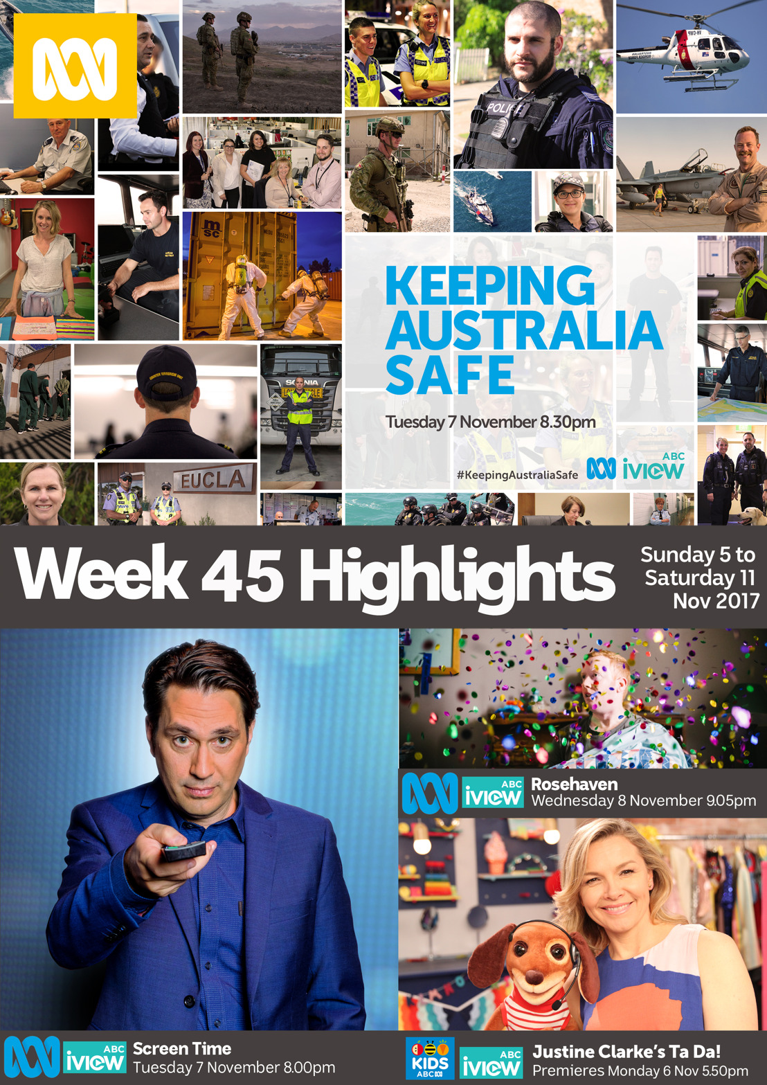 ABC Program Highlights - Week 45