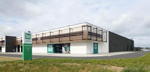 Preview: Tout nouveau Sanicenter FACQ à Oudenaarde