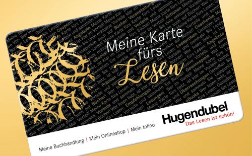 """""""Meine Karte fürs Lesen"""":"""