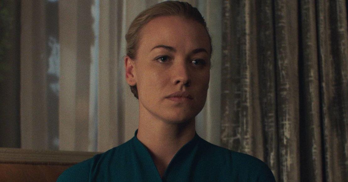 The Handmaid's Tale: Serena Joy Waterford (Yvonne Strahovski) - (c) Hulu