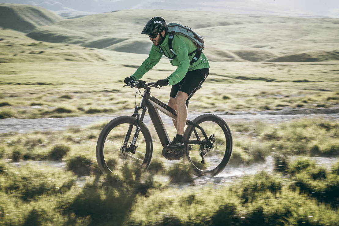 Introducing the Supercharger Mountain: The Ultimate Hardtail E-mountain Bike