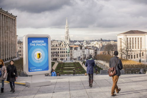 Preview: Brussels 12 points! Video shows success of #CallBrussels campaign