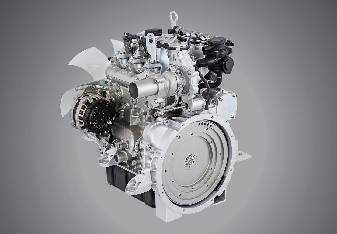 Hatz 3H50T Dieselmotor mit hohem Drehmoment und einer Leistung unter 19 Kilowatt