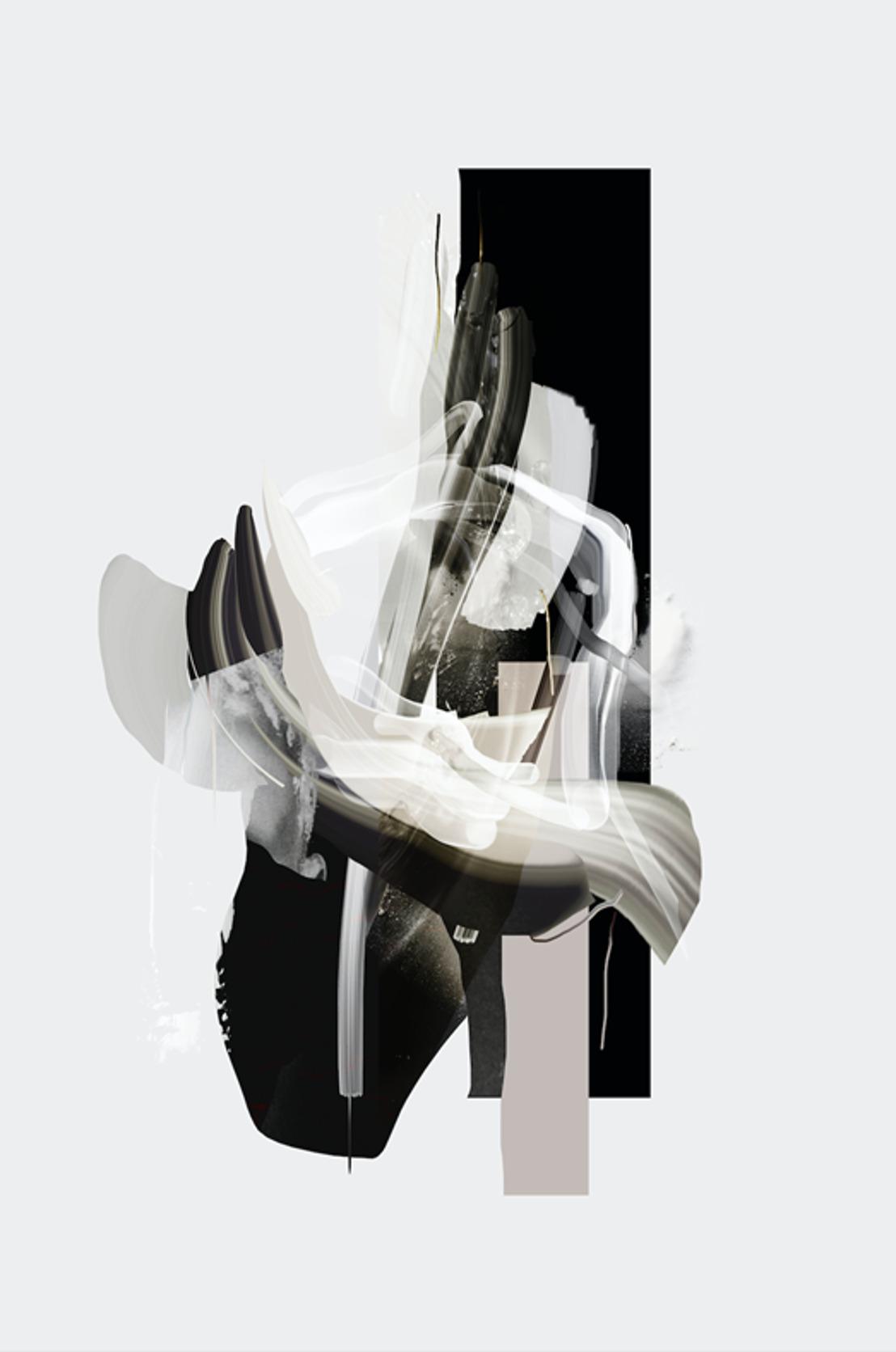 YUST art - Belgische Louise Mertens onthult nieuwe expo in design setting