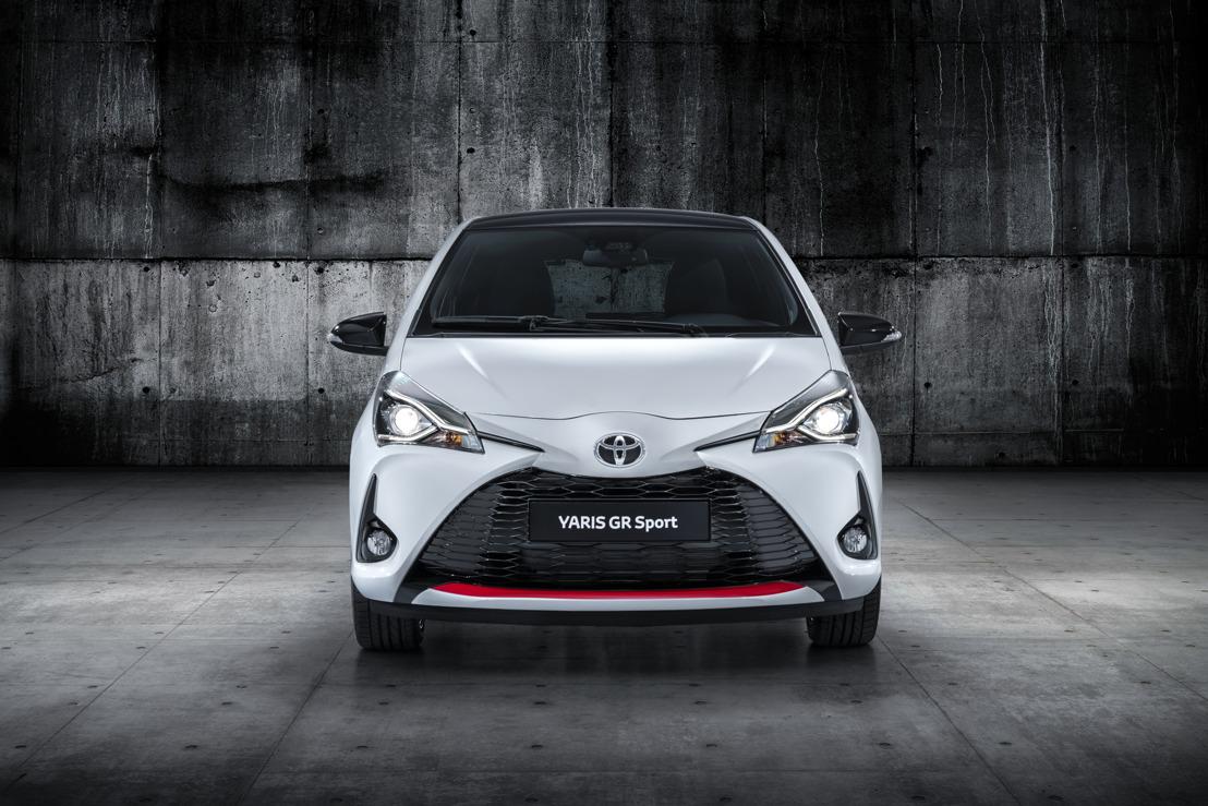Deux nouvelles versions de Yaris présentées au Mondial de l'Auto de Paris