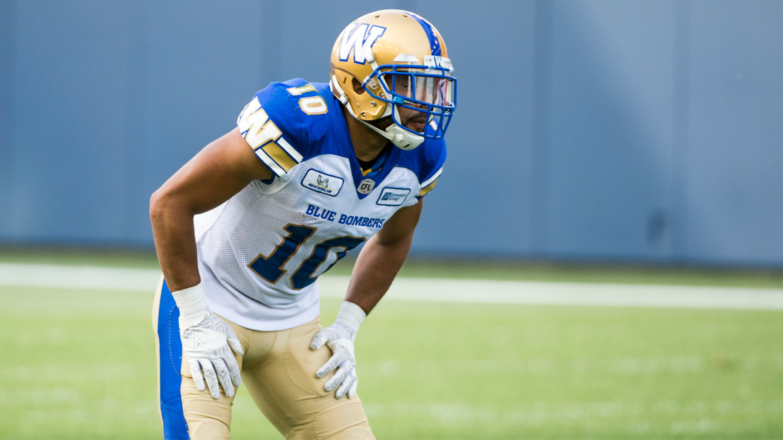 FB: Blue Bomber Demski named CW FB Alum of the Month