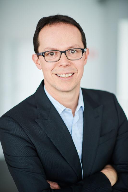 Bruno Dierickx, Directeur marketing et commercial