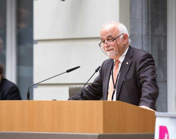 Jan Peumans, voorzitter Vlaams Parlement