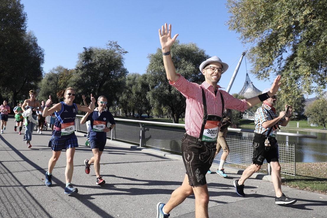 Beim Trachtenlauf geht es um die Freude am Laufen, abseits von Wettkampf- und Zeitdruck