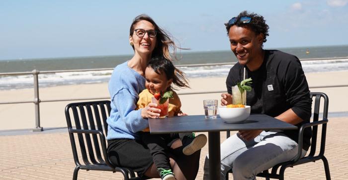 Oostende brengt ode aan de Oostendse terrasjes met online gids en talkshow