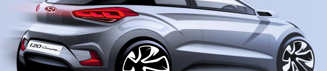 Hyundai Motor onthult de New Generation i20 Coupé.