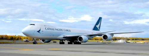 Cathay Pacific announces weekly freighter service to Brisbane West Wellcamp Airport