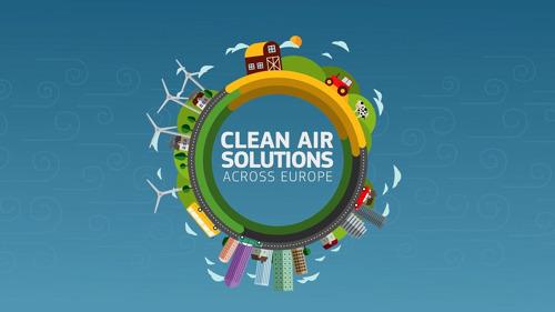 Preview: Saubere Luft für alle: Wie die EU für den Schutz der Gesundheit ihrer Bürger arbeitet