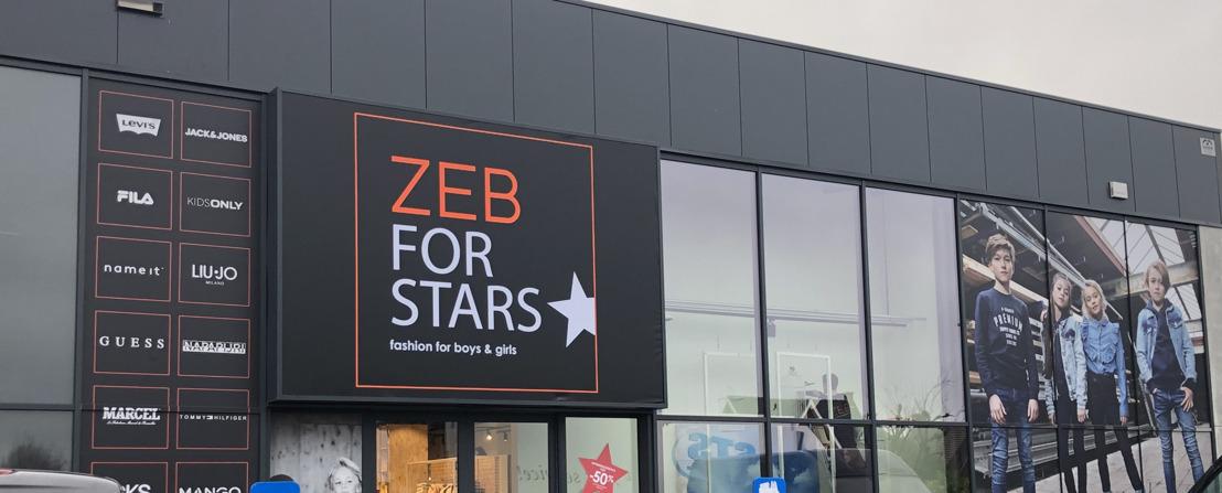 Media alert: ZEB For Stars Torhout opent feestelijk de deuren van paradijs voor youngsters