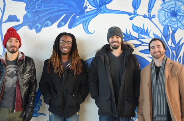 Preview: Sweetwater Studios Announces 'Shreddin at Sweetwater' Streaming Event with Chicago-based Jazz-Rockers Marbin