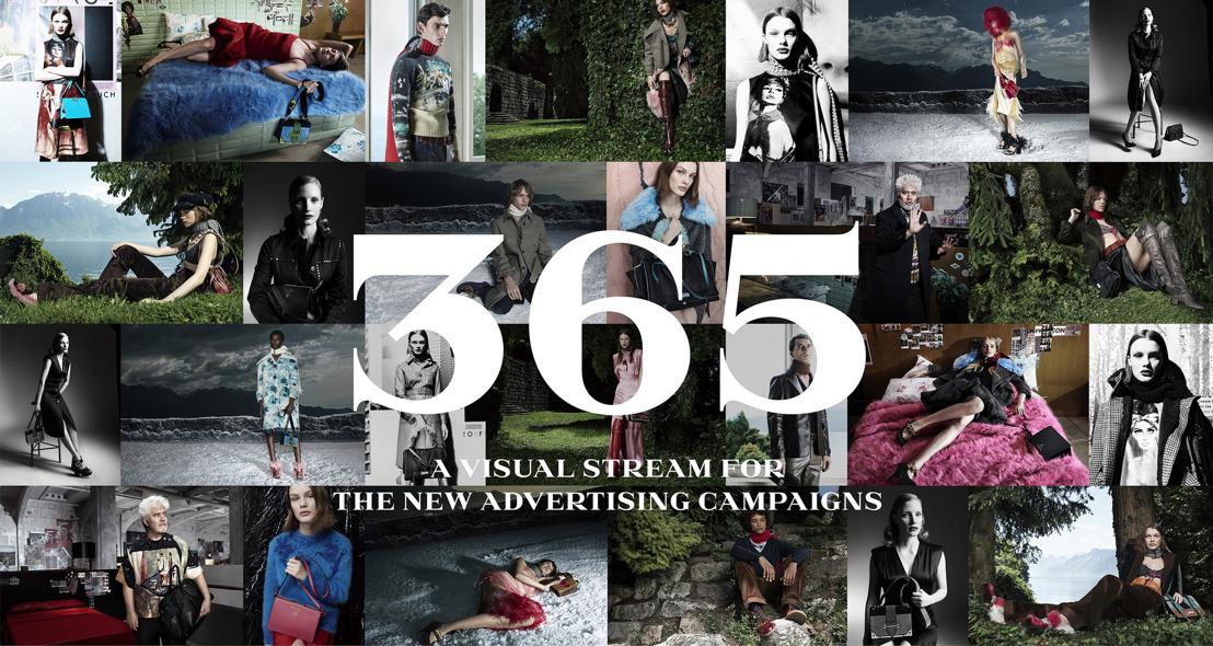 Prada presenta: Seis nuevas identidades visuales para la campaña Otoño/Invierno 2017