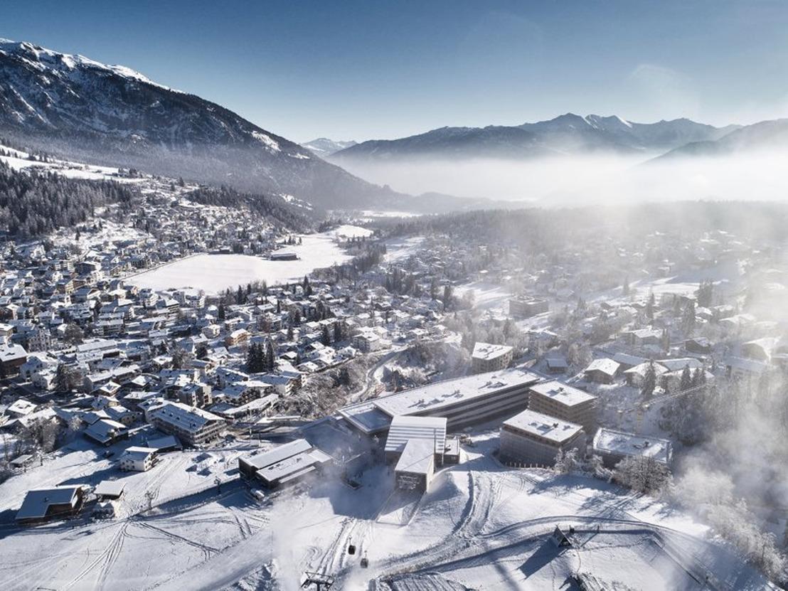 Un paradis de luxe au cœur de l'hiver : les 3 conseils de GROHE pour un séjour parfait cette saison