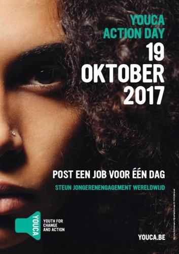 Vlaams Parlement neemt ook dit jaar deel aan Youca Action Day