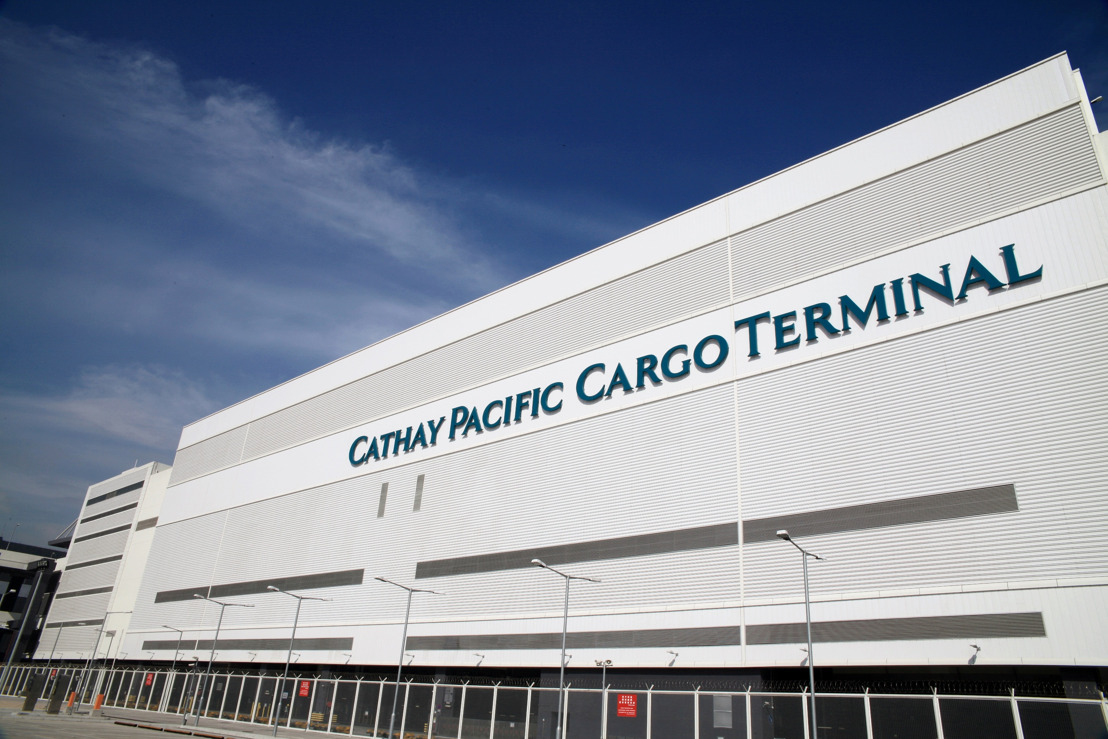 Cathay Pacific Drives Hong Kong Cargo Hub Competitiveness with Terminal Charge Concession