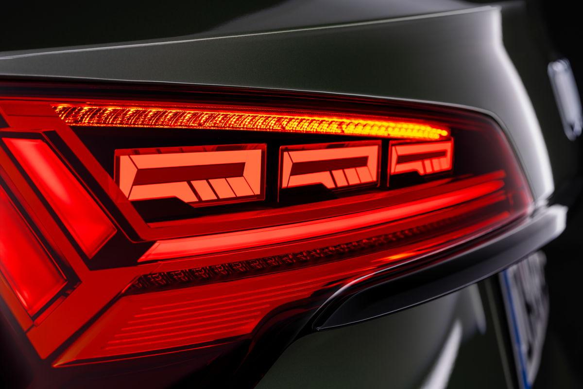 Feux arrière Audi Q5 2021