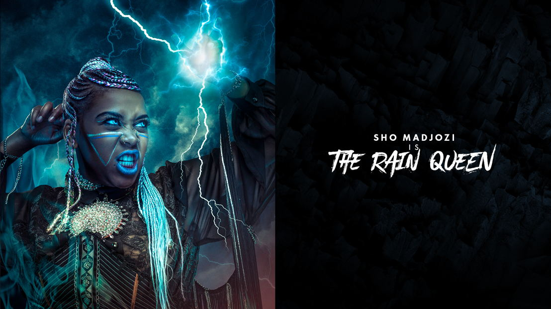 Sho Madjozi - The Rain Queen