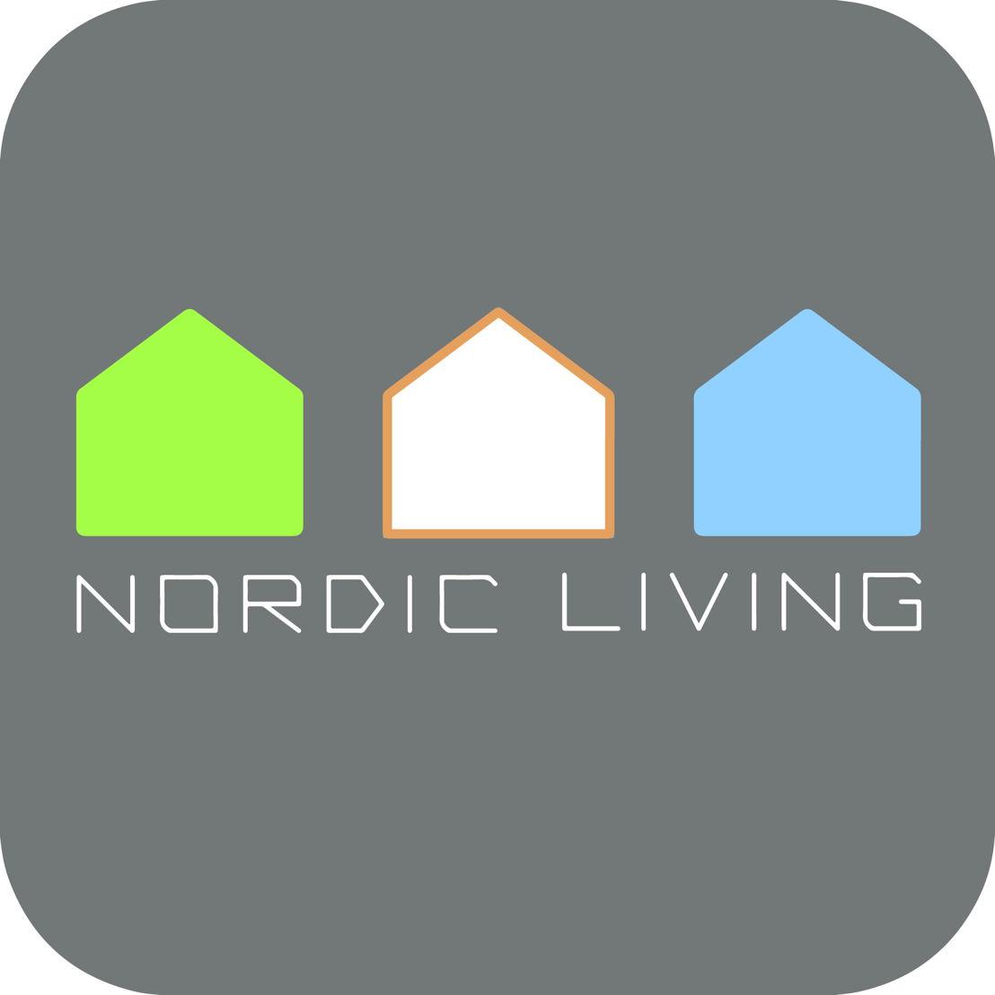 Nordic Living logo CMYK