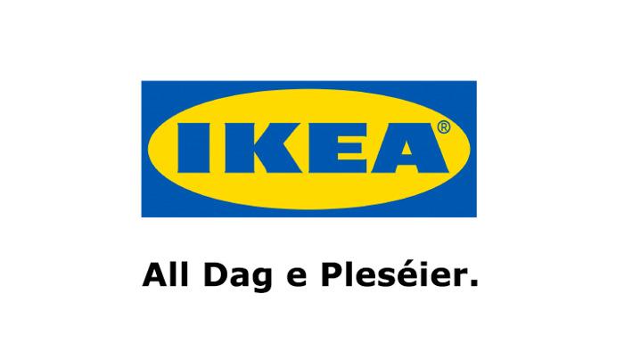 Imaginez une campagne radio de DDB Brussels pour le webshop IKEA.lu