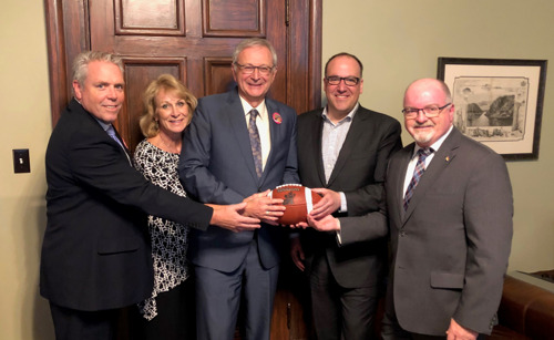MONCTON TO HOST 2019 EDITION OF TOUCHDOWN ATLANTIC