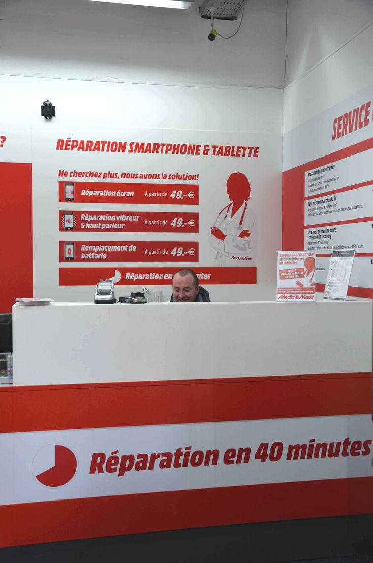 Un regard sur quelques-uns des Solutions Corners déjà opérationnels  dans les enseignes belges (Gosselies et Woluwe-Saint-Lambert).