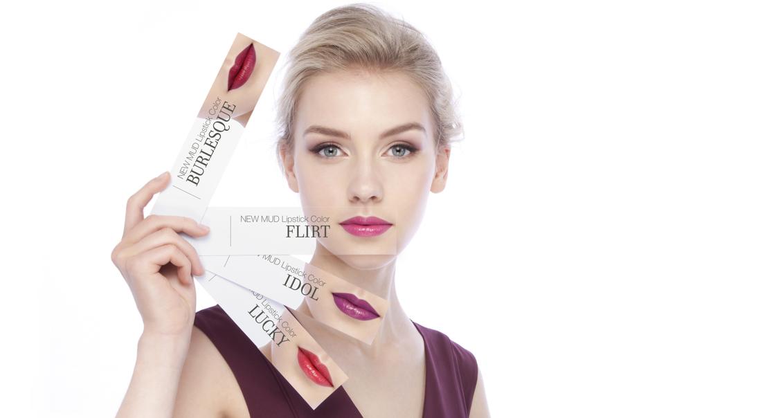 Make-Up Designory lanceert vier nieuwe lippenstiftkleuren