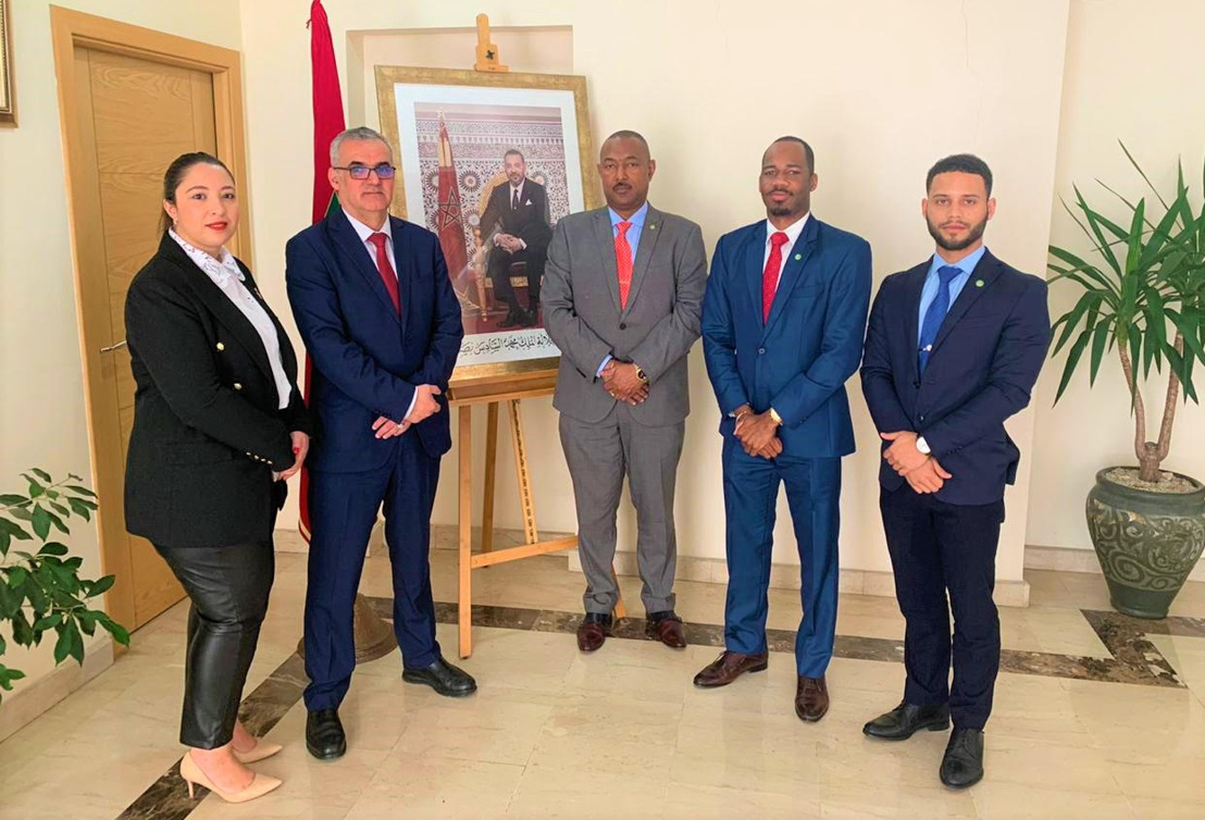 EASTERN CARIBBEAN STATES AND KINGDOM OF MOROCCO PLAN TECHNICAL COOPERATION ROADMAP FOR 2020-2022