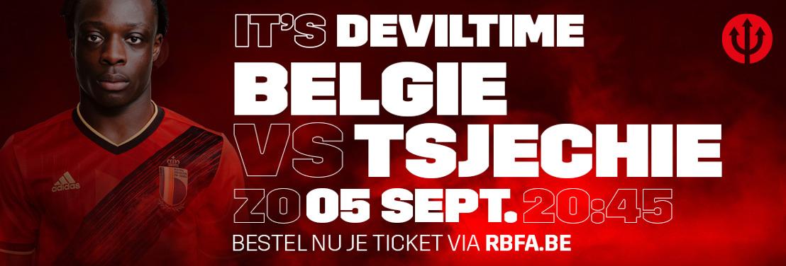 Rode Duivelsfans opnieuw in grote getale welkom in Koning Boudewijnstadion